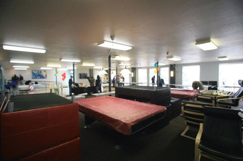 50. Student Center