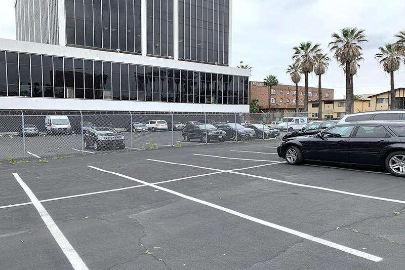 19. Parking Lot