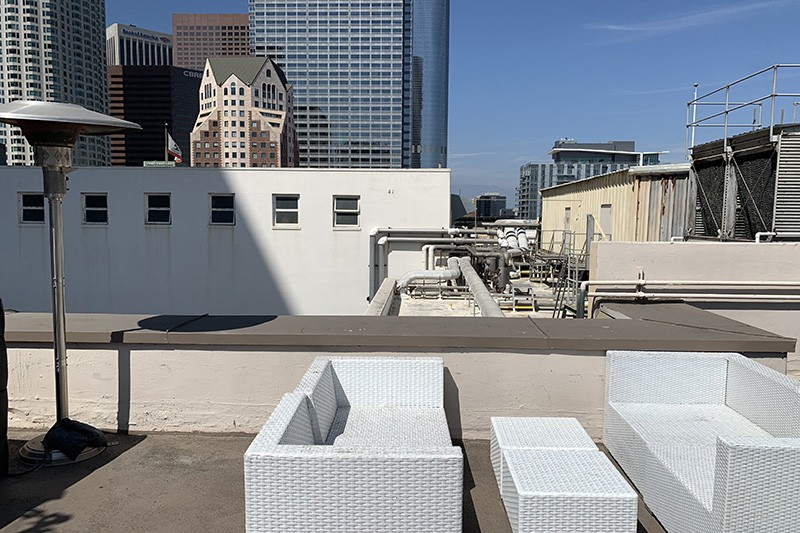 105. Penthouse Roof