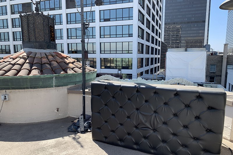 108. Penthouse Roof