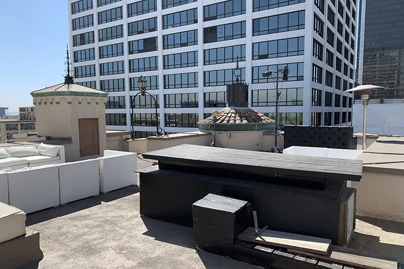 110. Penthouse Roof