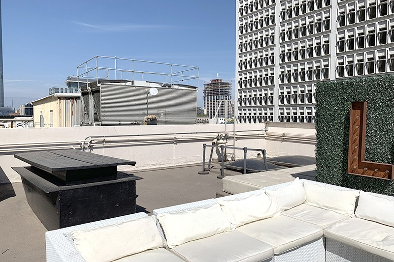 112. Penthouse Roof