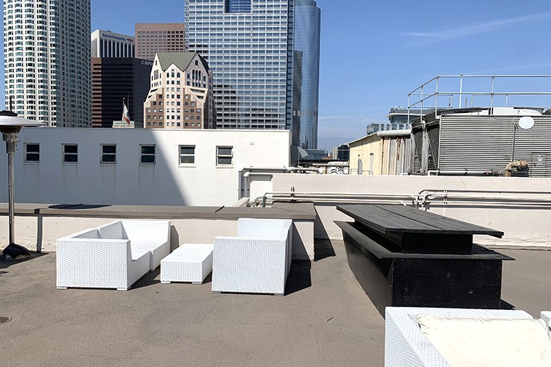 113. Penthouse Roof