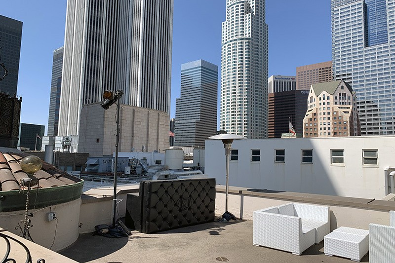 114. Penthouse Roof