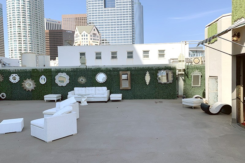 85. Penthouse Roof