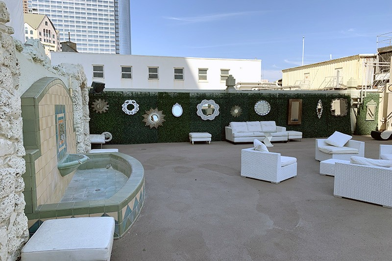 94. Penthouse Roof