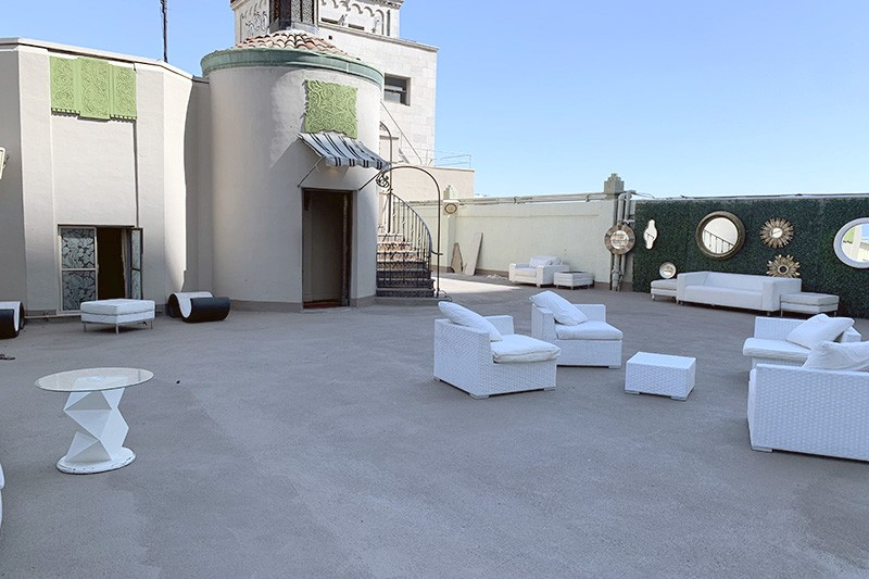 96. Penthouse Roof