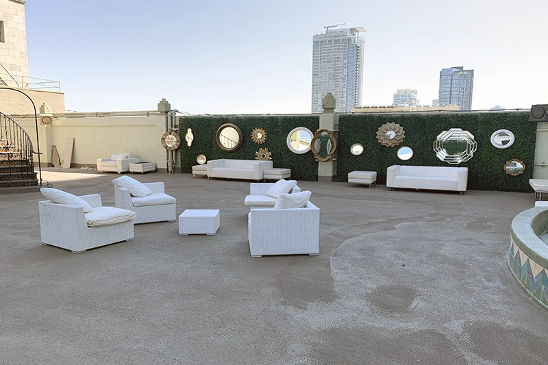 87. Penthouse Roof