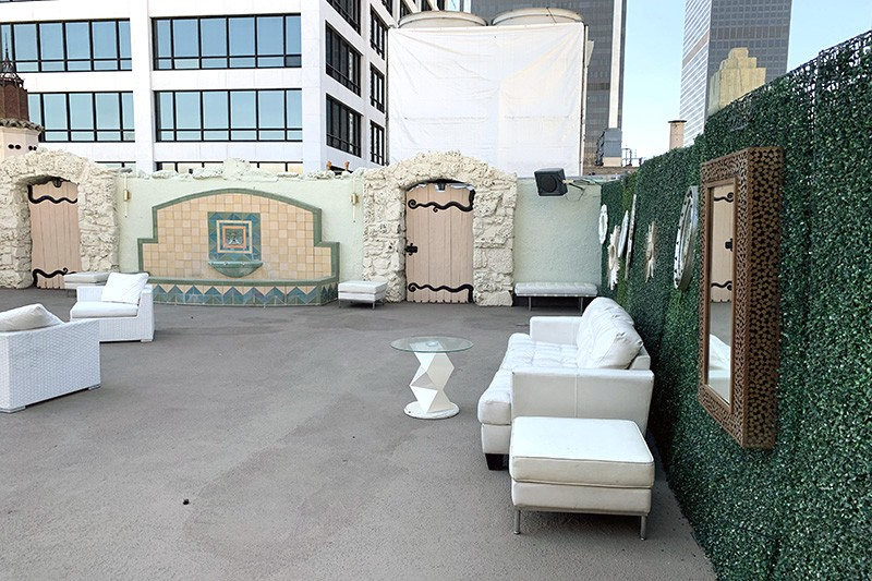 89. Penthouse Roof