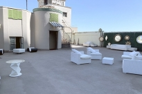 111. Penthouse Roof