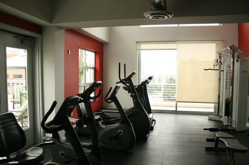 35. Gym