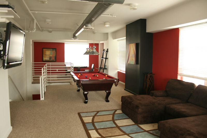 38. Game Room