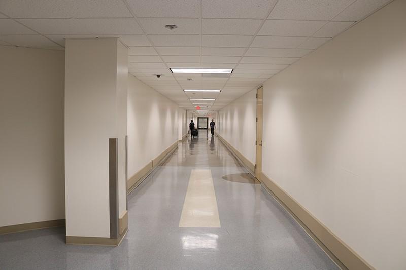 90. Hallway