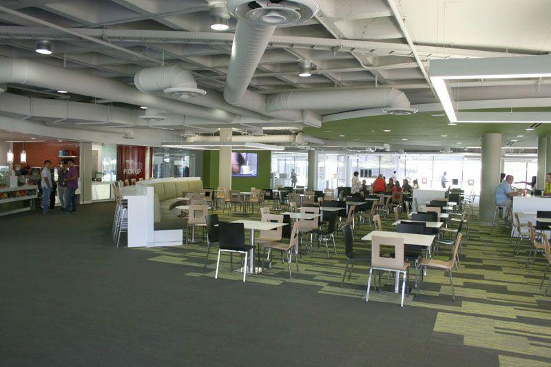 128. Cafeteria