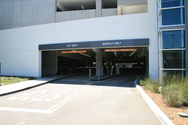 222. 3323 Parking Structure