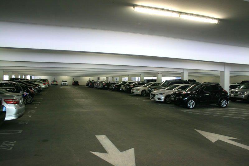 225. 3323 Parking Structure