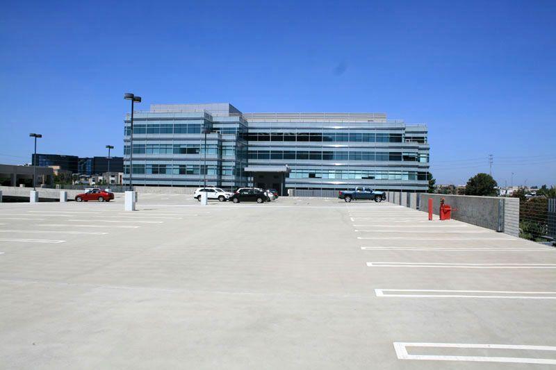 218. 3101 Parking Structure