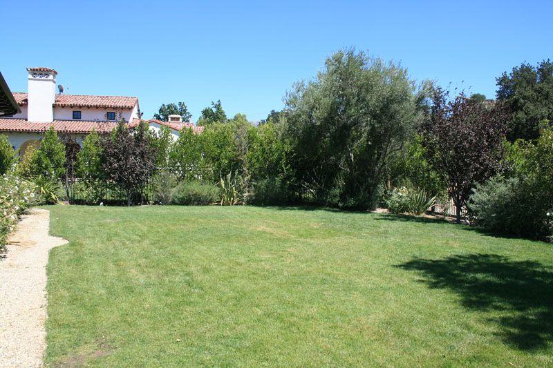 77. Backyard