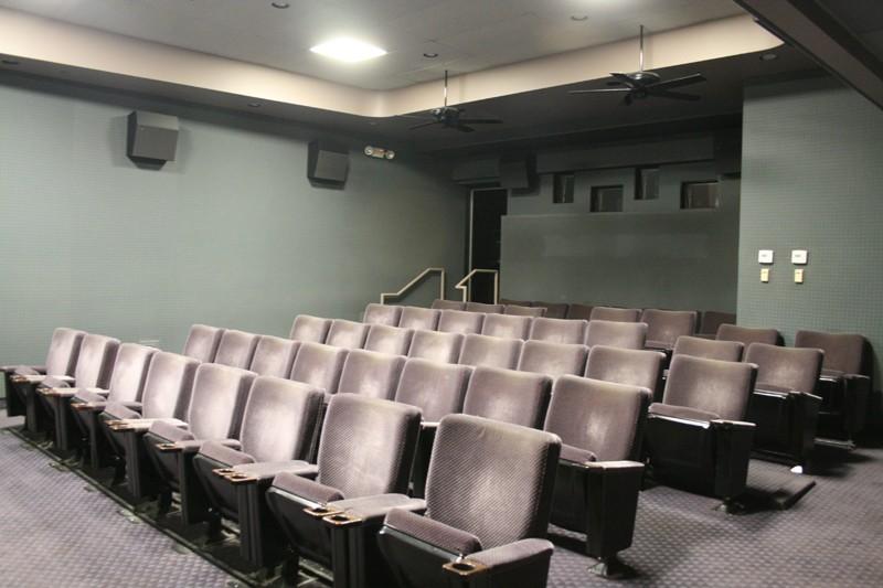 8. Screening Room