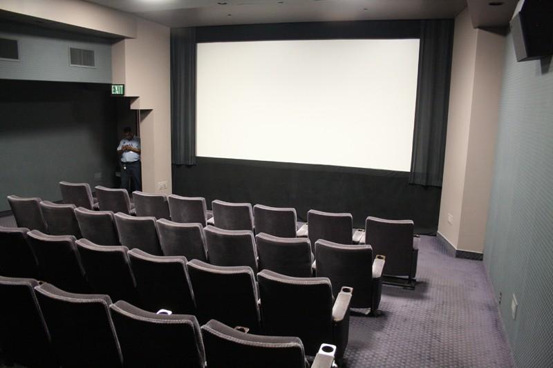 9. Screening Room
