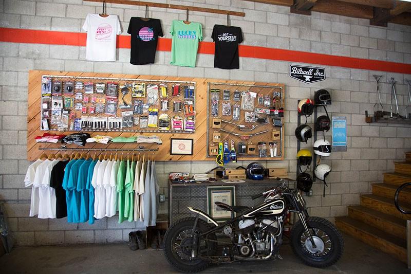Lucky Wheels Garage