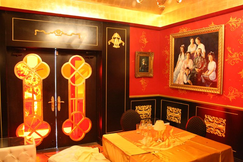 21. Private Dinning Room