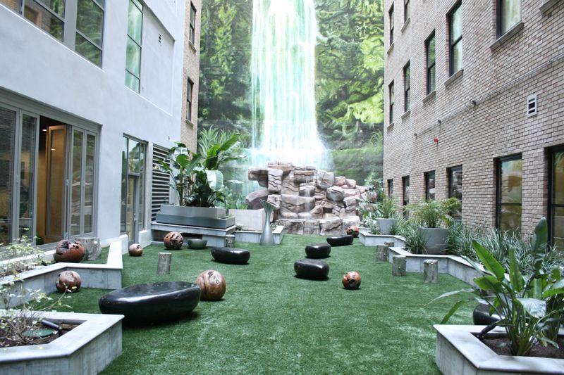 9. Fourth Floor Garden