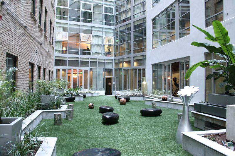 10. Fourth Floor Garden