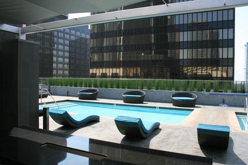 36. Rooftop Pool