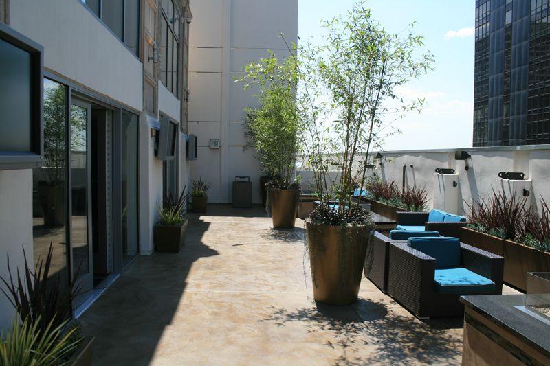 21. Rooftop Pool
