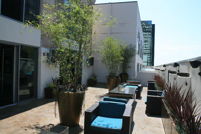22. Rooftop Pool
