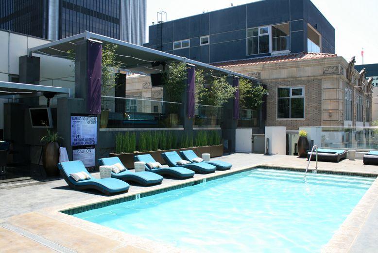 26. Rooftop Pool