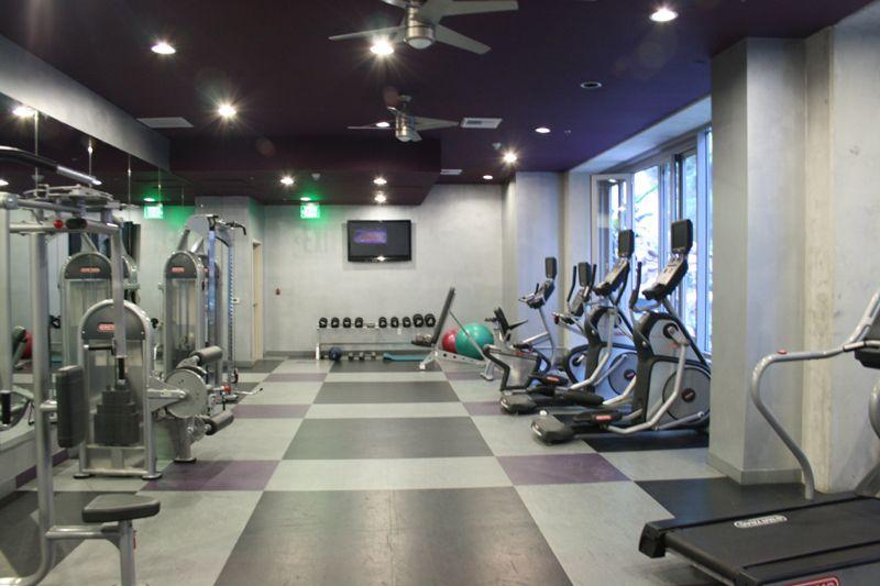 11. Fourth Floor Gym