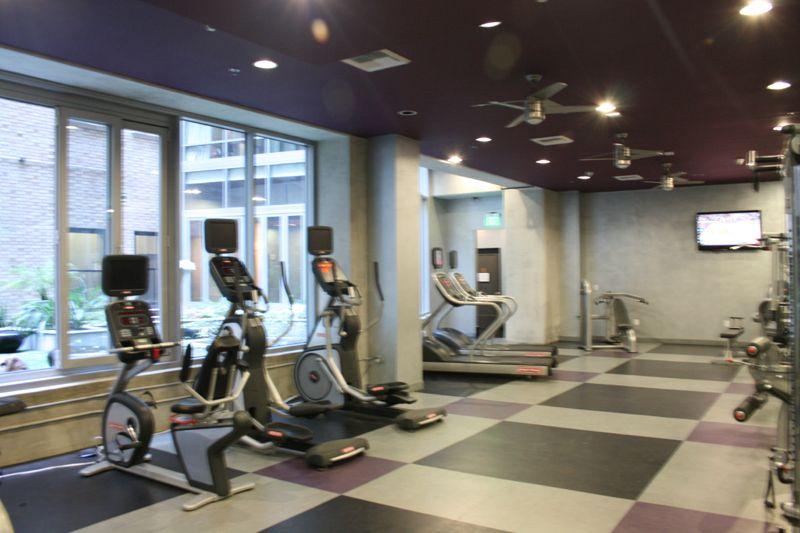 12. Fourth Floor Gym