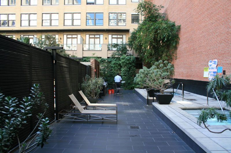 58. Courtyard