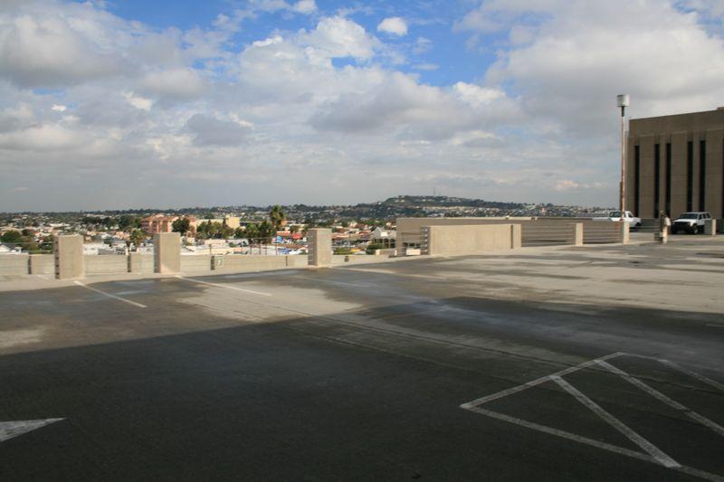8. Parking Structure