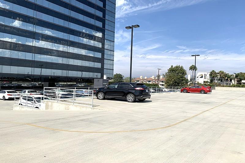 53. Parking Structure
