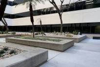 54. 15350 Bldg. Courtyard