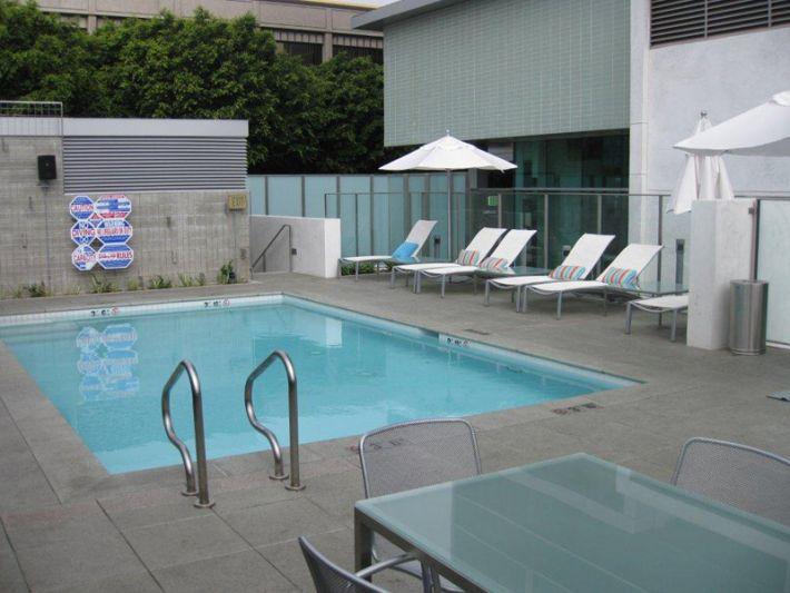16. Pool Deck
