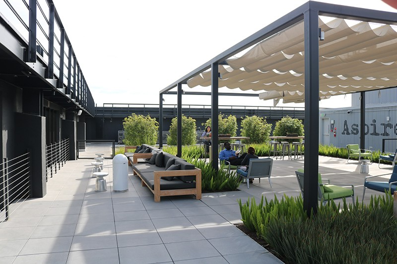 126. Rooftop Lounge