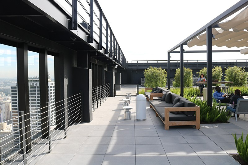 128. Rooftop Lounge