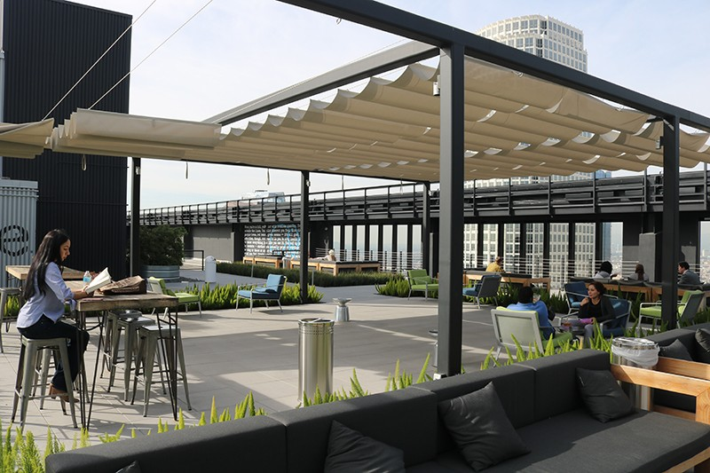 129. Rooftop Lounge
