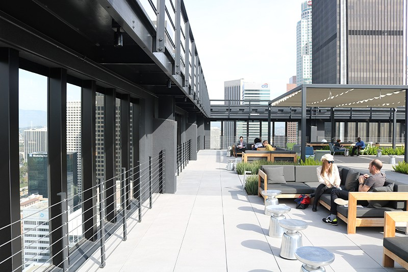 136. Rooftop Lounge