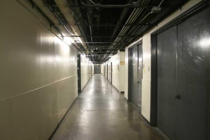 61. Loading Dock Hallway