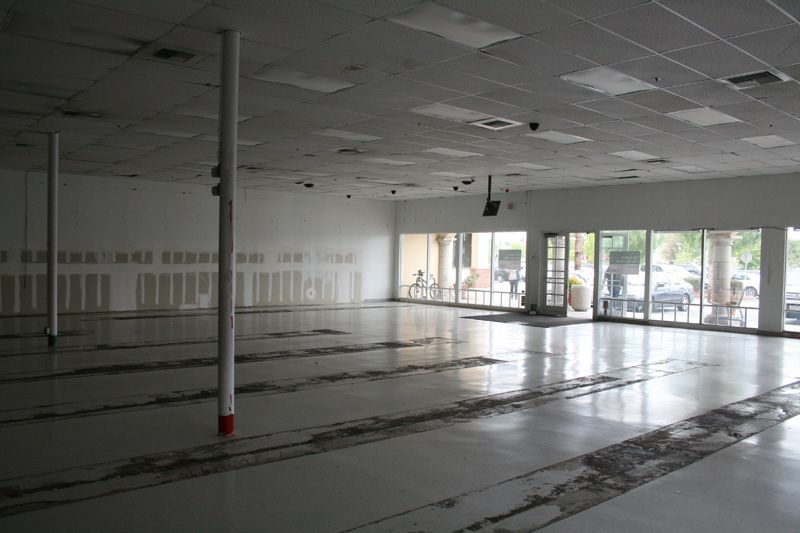 22. Vacant Space