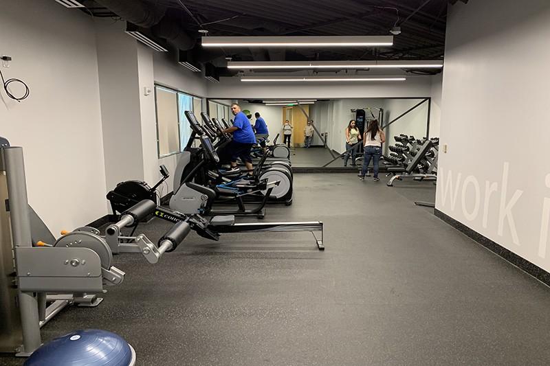 114. Gym