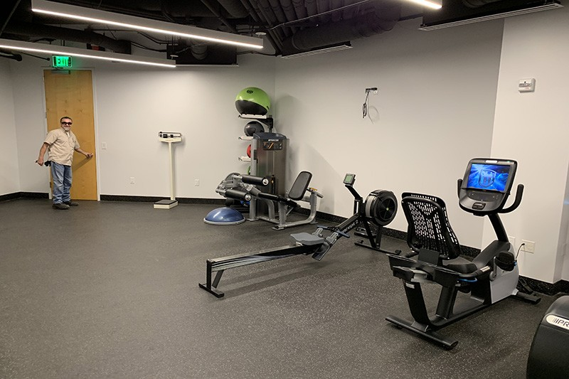 113. Gym