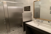 43. Restroom
