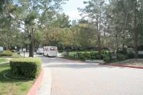9. Valet Driveway