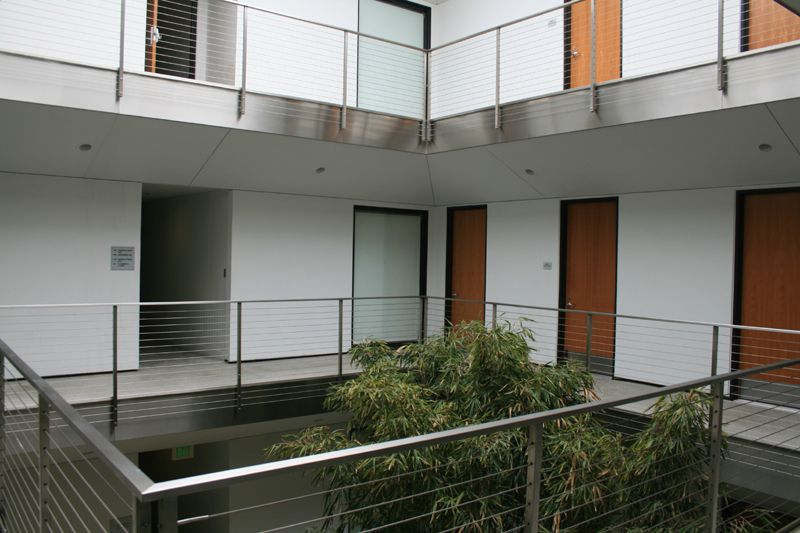12. Interior Courtyard
